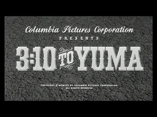 3:10 To Yuma title screen