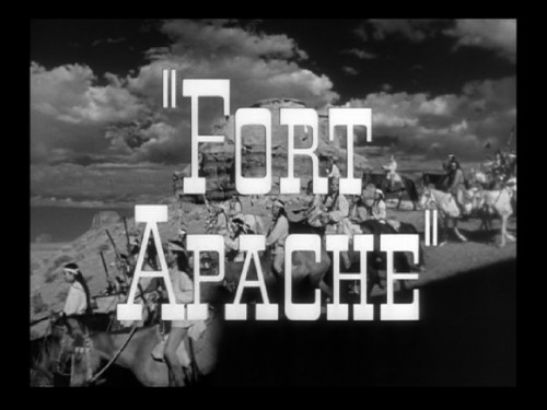 Fort Apache title screen